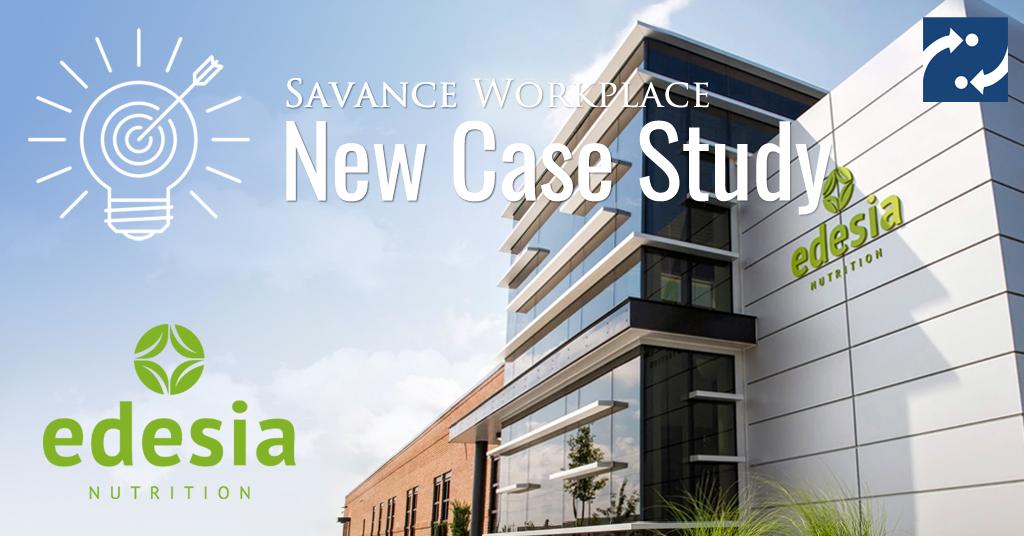 Savance - Edesia Nutrition Case Study