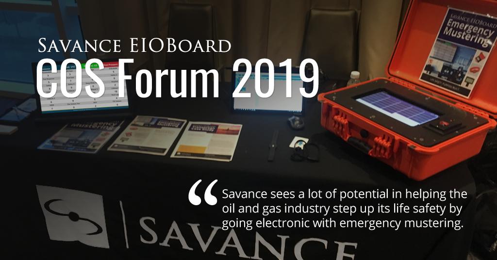 COS Forum 2019